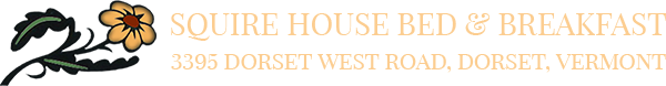 Squire House Bed & Breakfast Logo